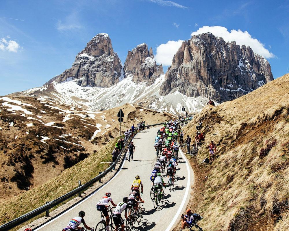 Gouden Vuelta banner