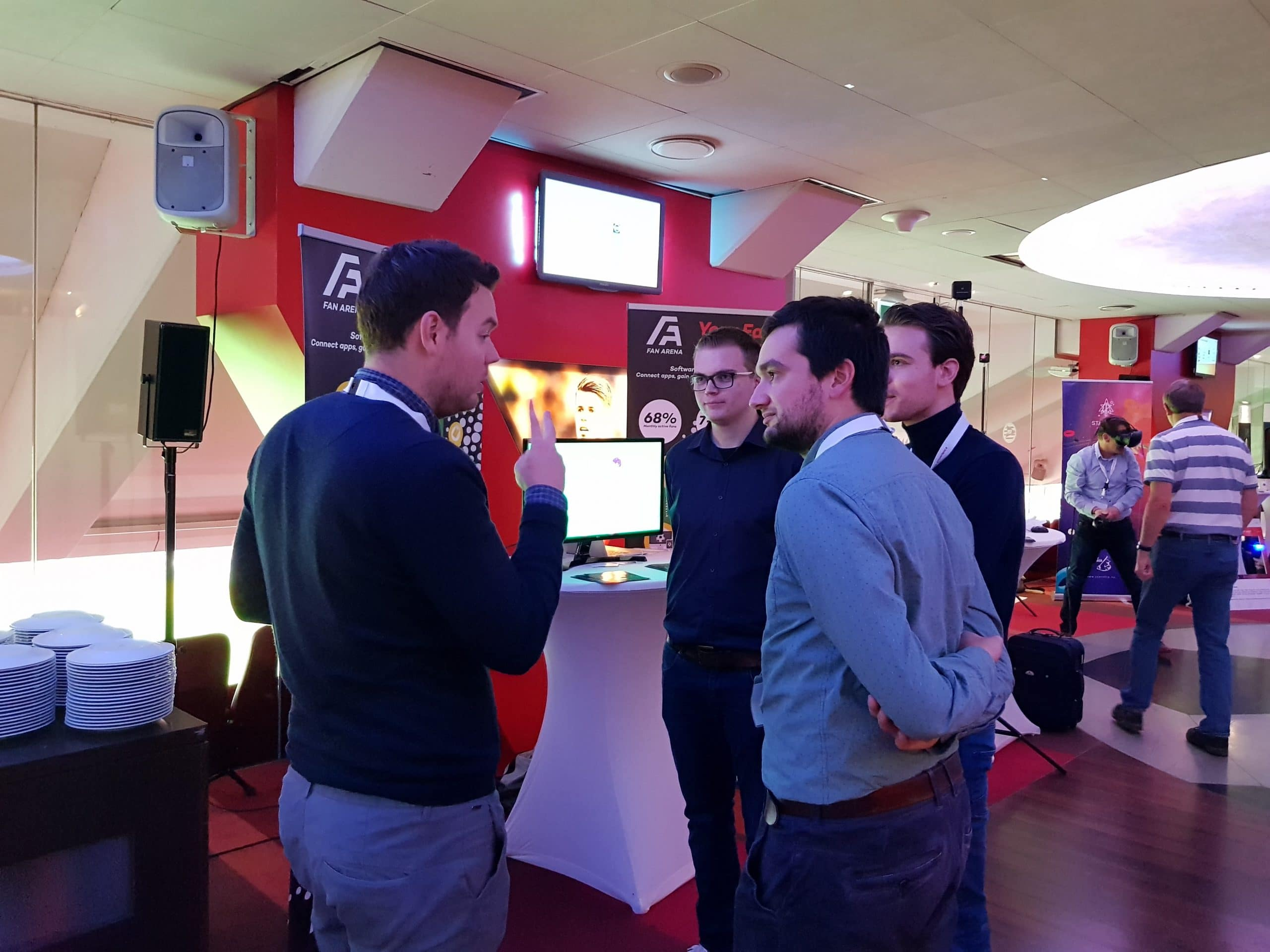 Fan Arena @ Sport Business Day