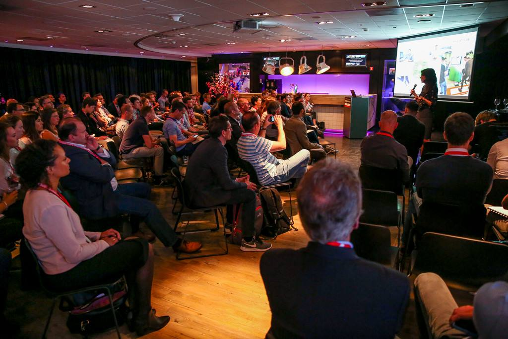 Netherlands Sports Analytics & Sports Technology Conference in the Amsterdam ArenA