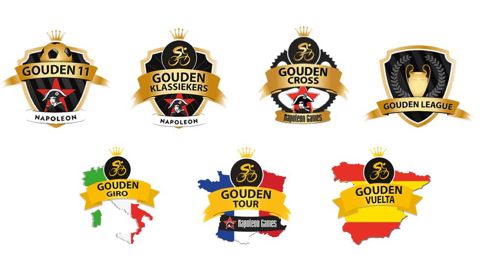Gouden Spelen platform of fantasy games overview