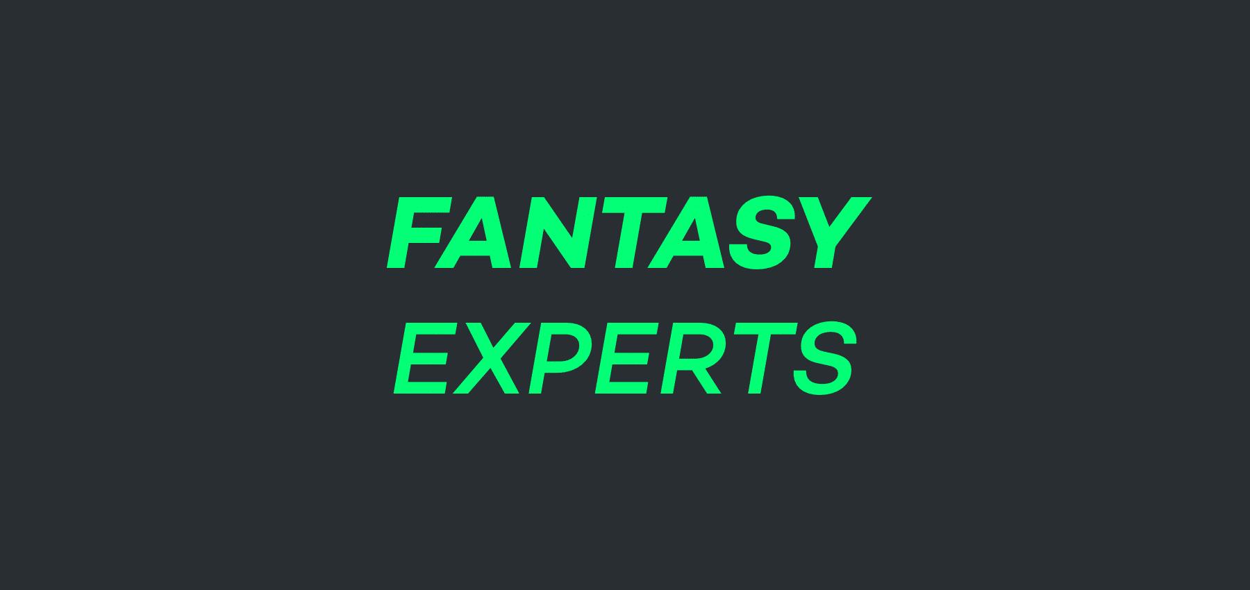 Fantasy-sports-experts