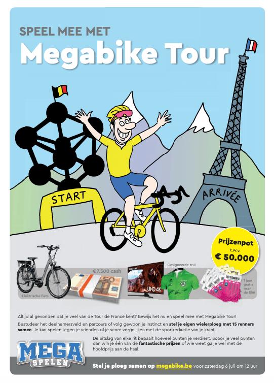 Megabike Tour 2019