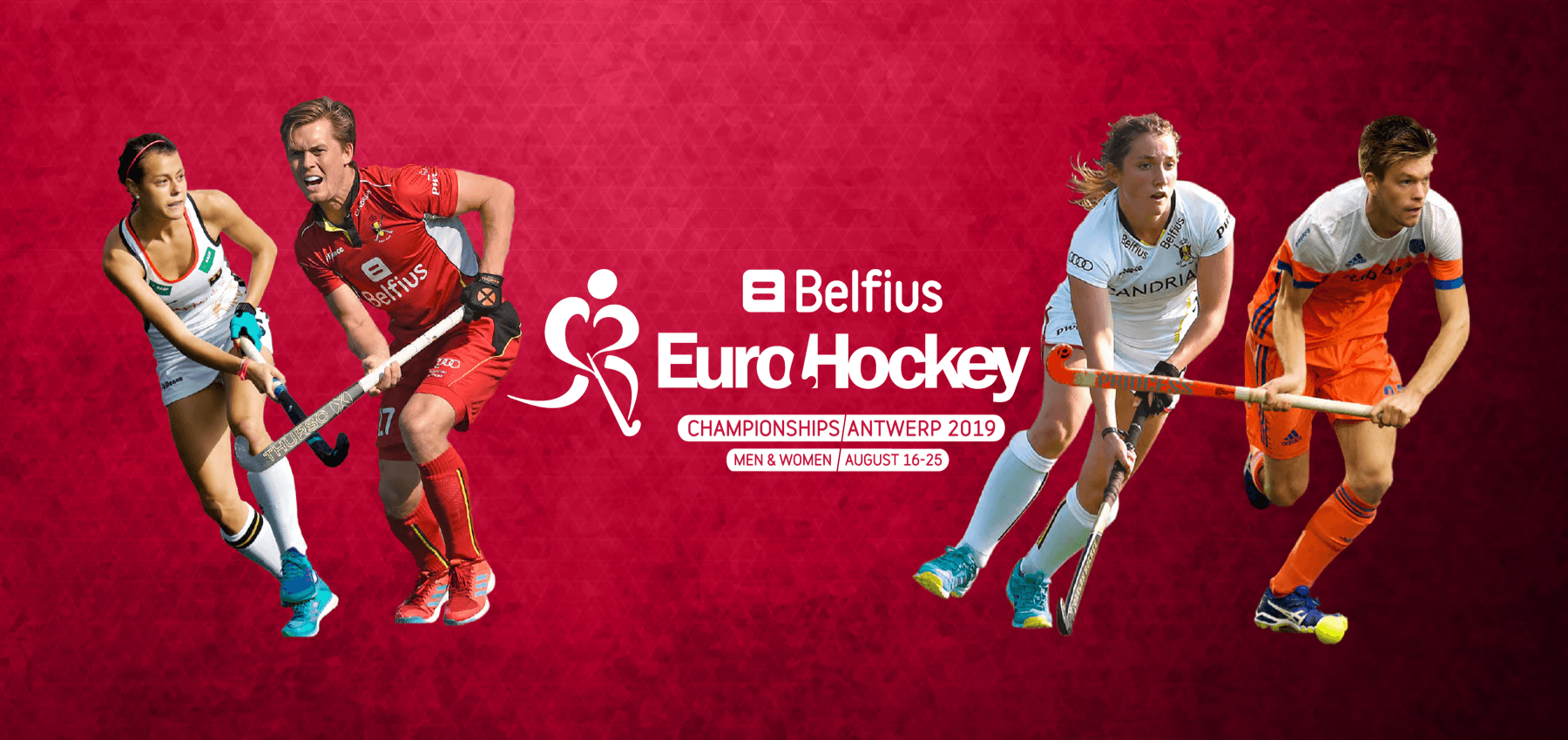 Scorrd European Championships Hockey Men/Women