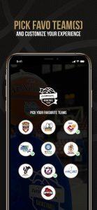 PBL App Pick Favo Teams