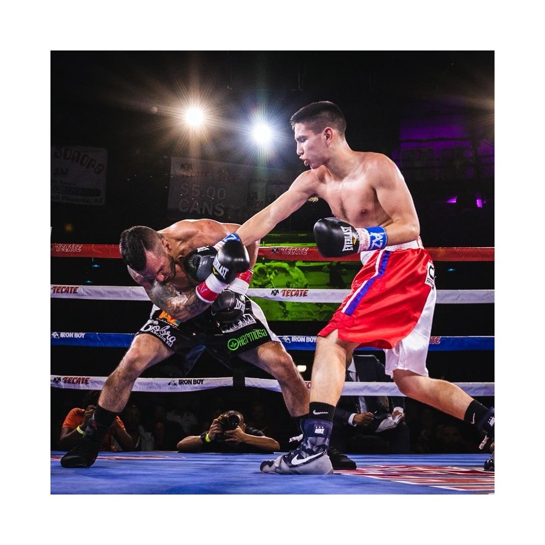 Fantasy Boxing Scoring