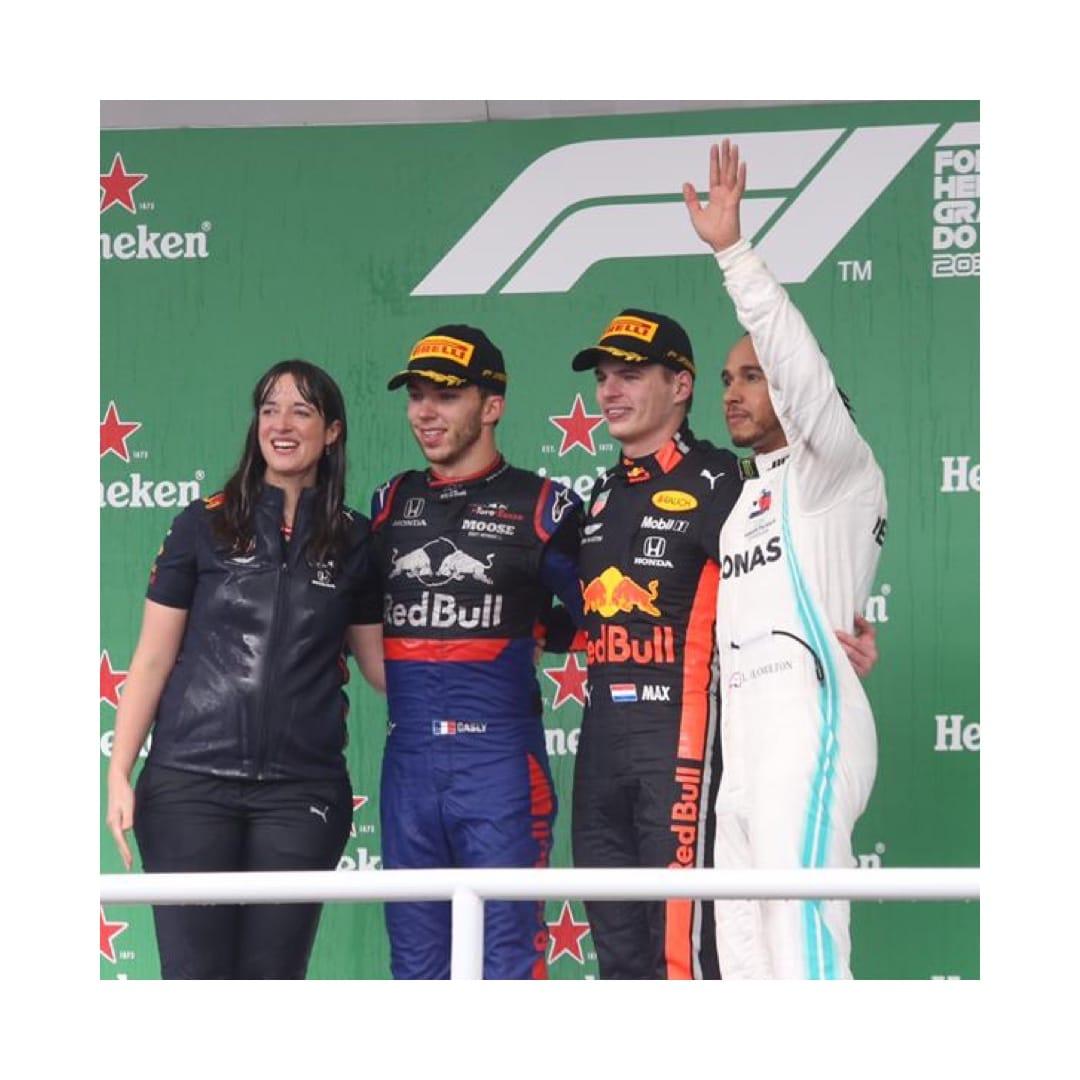 Fantasy Formula 1 Scoring