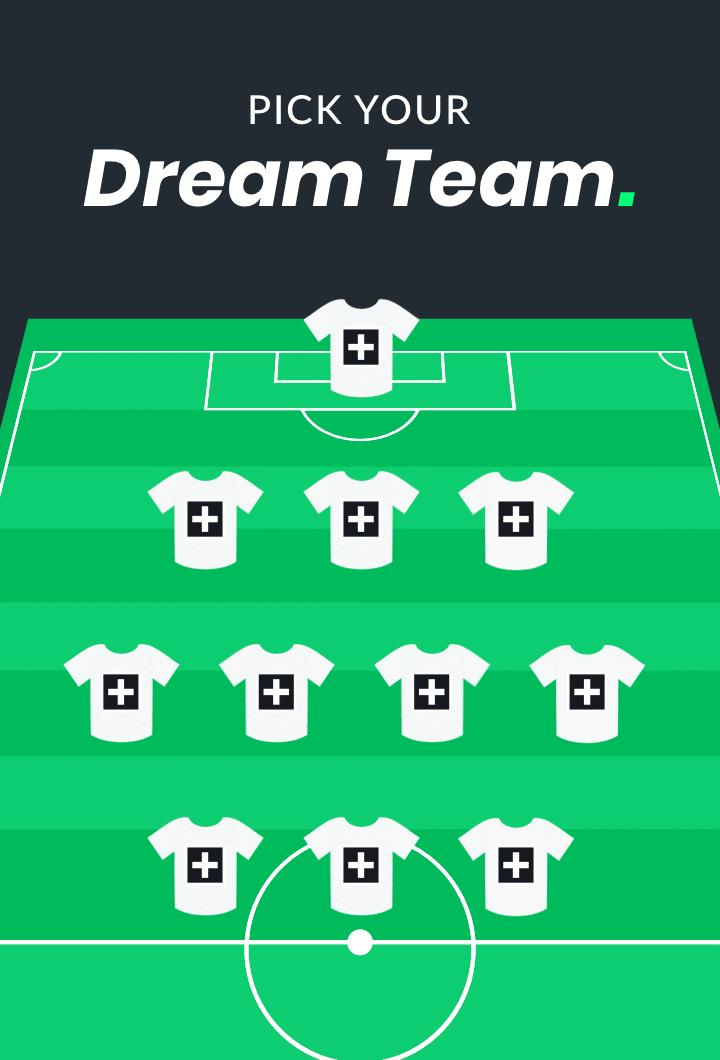 Fantasy Sports Widget Dream Team