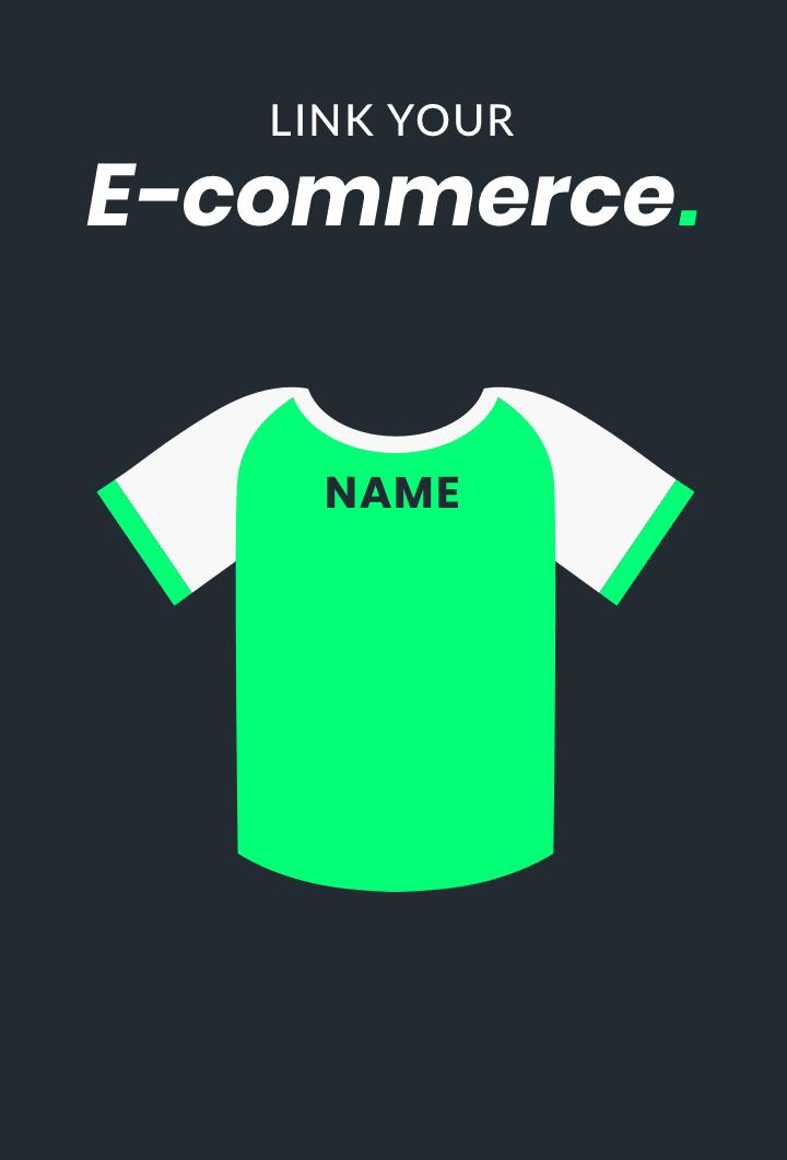 Fantasy Sports Widget E-Commerce