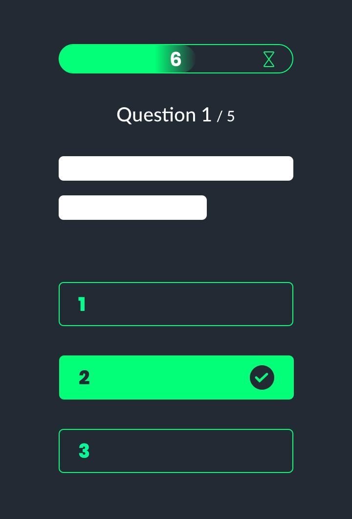 Fantasy Sports Widget Quiz Trivia