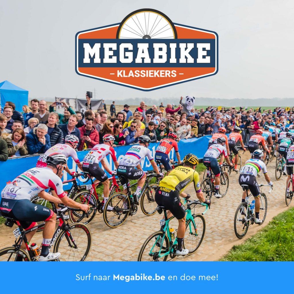 Megabike Klassiekers 2020 Facebook Ad General