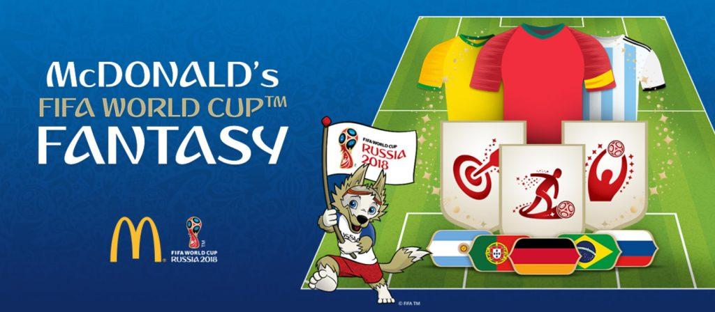 McDonald's FIFA World Cup Fantasy