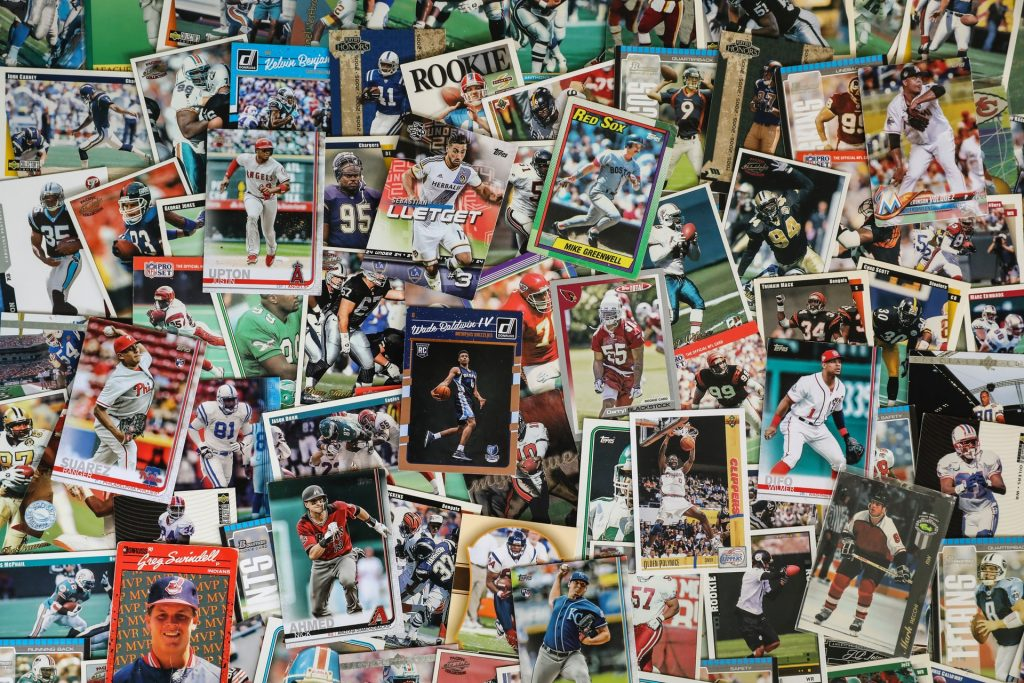 NFT Fantasy Sports Trading Cards