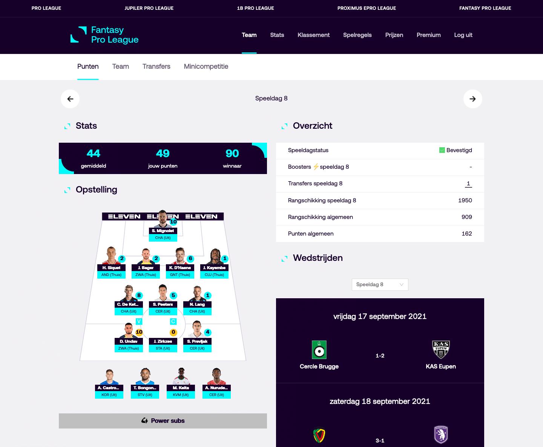 Fantasy-Pro-League-Screenshot